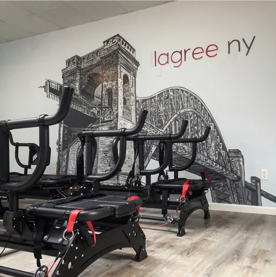 Lagree Fitness Workout